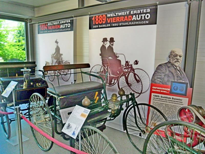 Automobilmuseum Altlußheim bei Speyer. Sam_9374