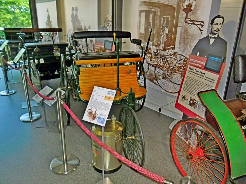 Automobilmuseum Altlußheim bei Speyer. Sam_9375