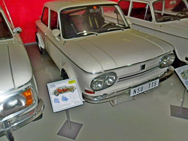 Automobilmuseum Altlußheim bei Speyer. Sam_9415