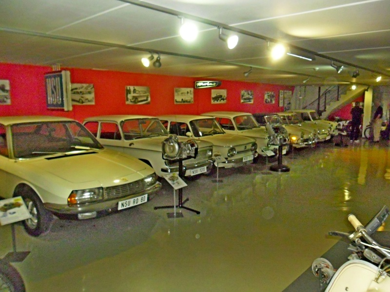 Automobilmuseum Altlußheim bei Speyer. Sam_9418