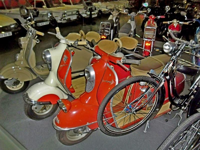 Automobilmuseum Altlußheim bei Speyer. Sam_9420