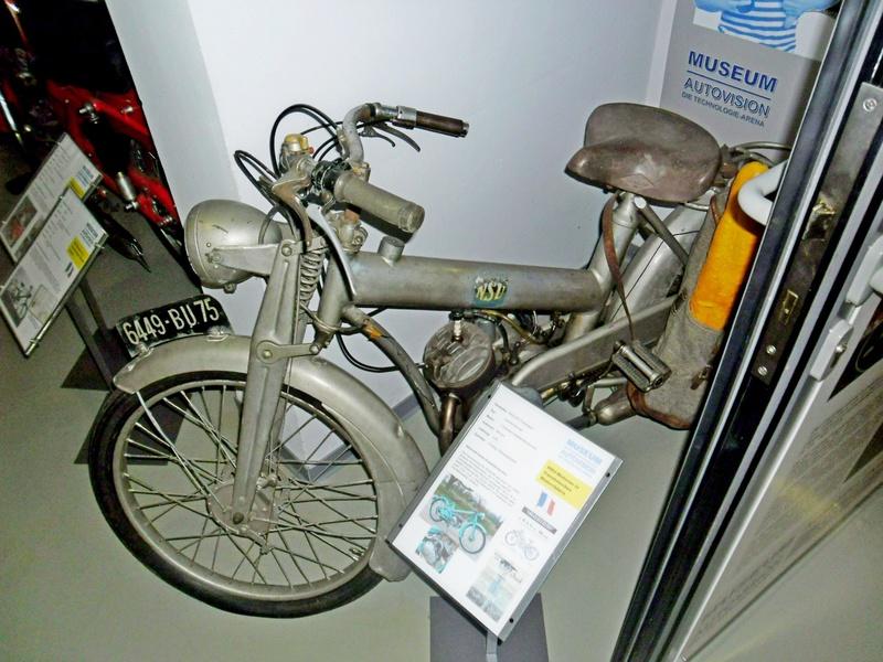 Automobilmuseum Altlußheim bei Speyer. Sam_9425