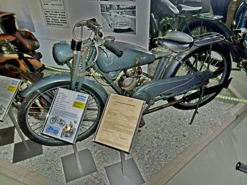 Automobilmuseum Altlußheim bei Speyer. Sam_9426