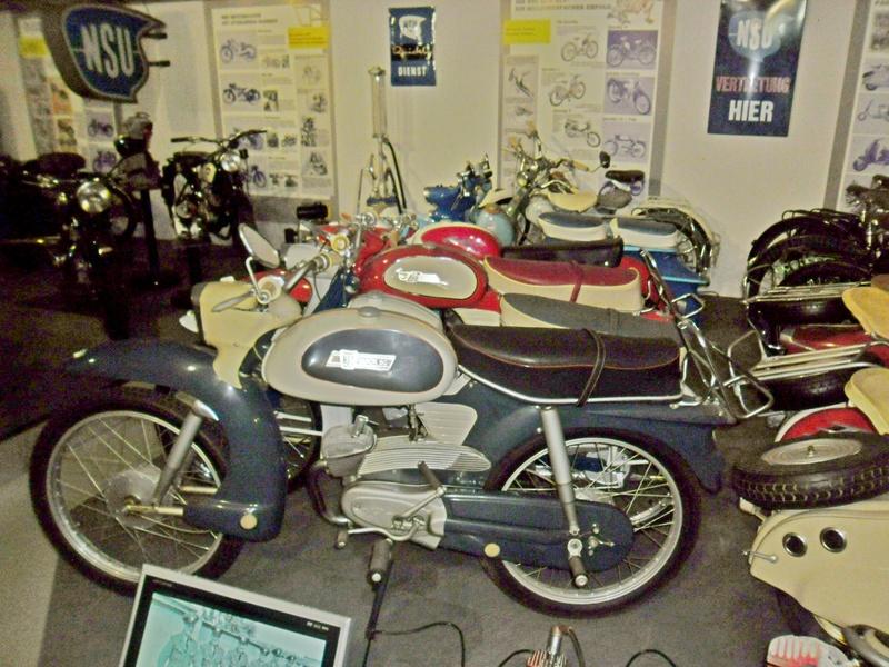 Automobilmuseum Altlußheim bei Speyer. Sam_9427