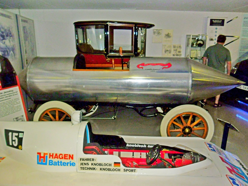 Automobilmuseum Altlußheim bei Speyer. Sam_9435