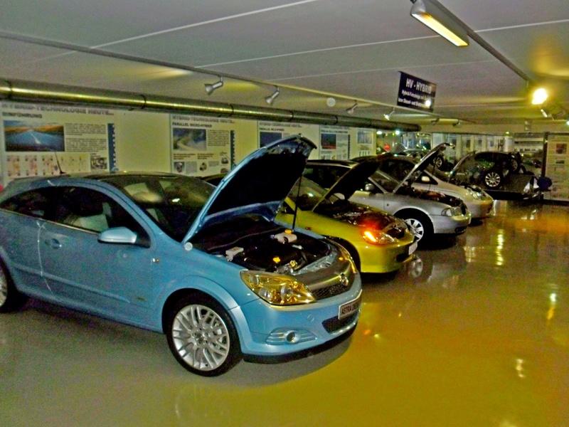 Automobilmuseum Altlußheim bei Speyer. Sam_9440