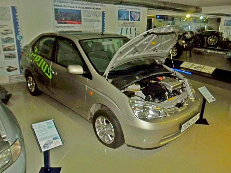 Automobilmuseum Altlußheim bei Speyer. Sam_9441