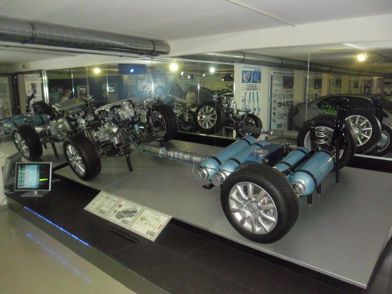 Automobilmuseum Altlußheim bei Speyer. Sam_9451
