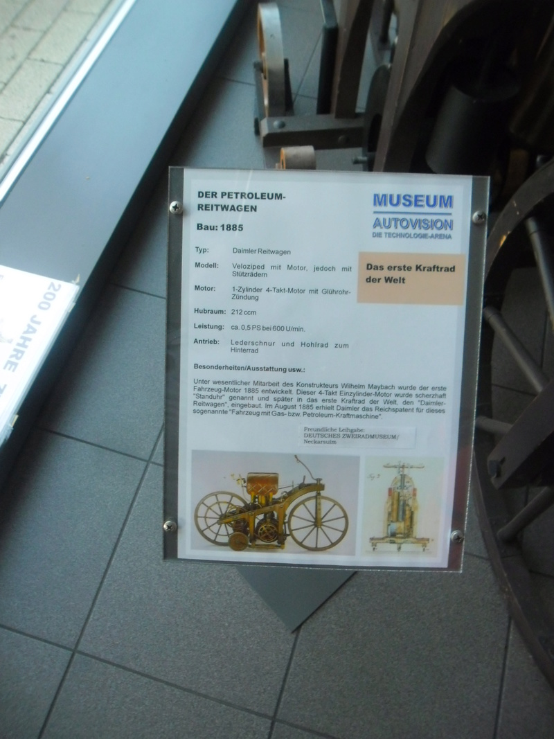 Automobilmuseum Altlußheim bei Speyer. Sam_9454