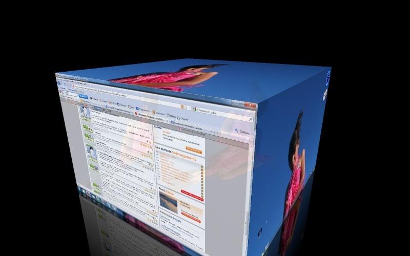 Multi bureaux 3D cube Sans_t15