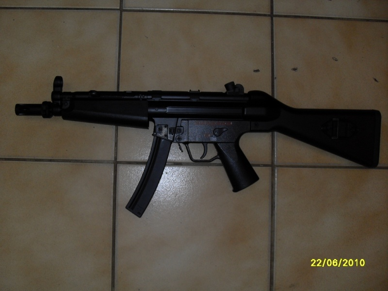 [review] mp5-A4 jing gong Sdc10910
