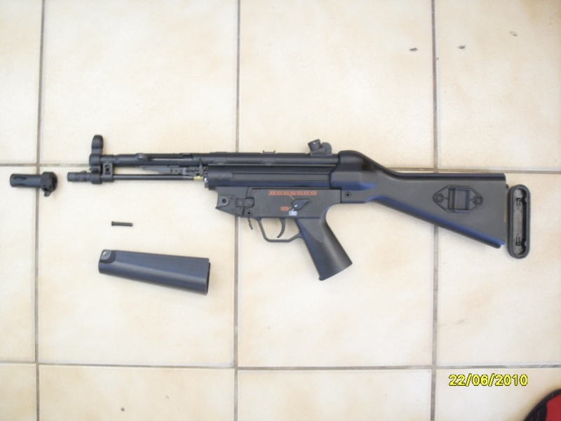 [review] mp5-A4 jing gong Sdc10912