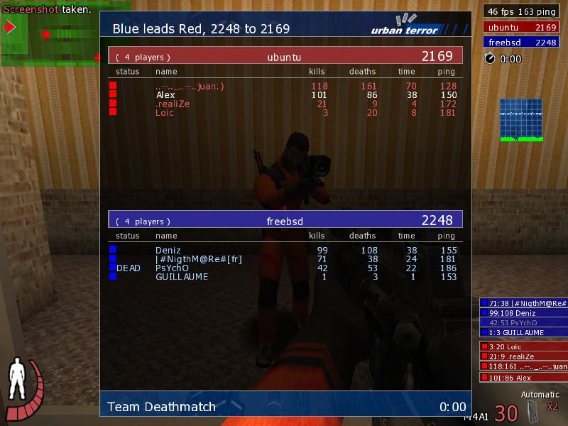 Post ur best score screenshots From xp serveR! Shot0013