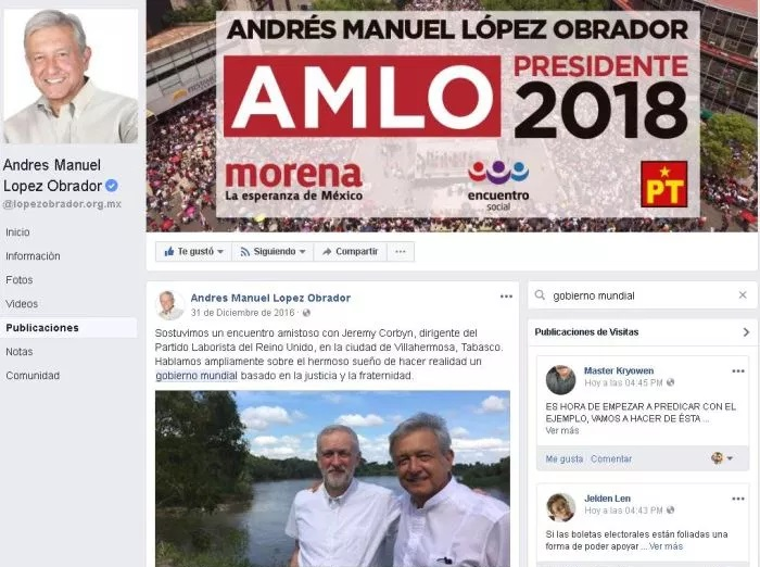 POSESIÓN DEL OCULTISTA AMLO ENTRE SATÁNICOS,  PEDÓFILOS Y ETC... 11019729