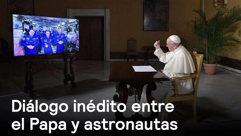 """PAPA FRANCISCO Y OUMUAMUA, EXTRAÑO """"VISITANTE"""" Climat12"""