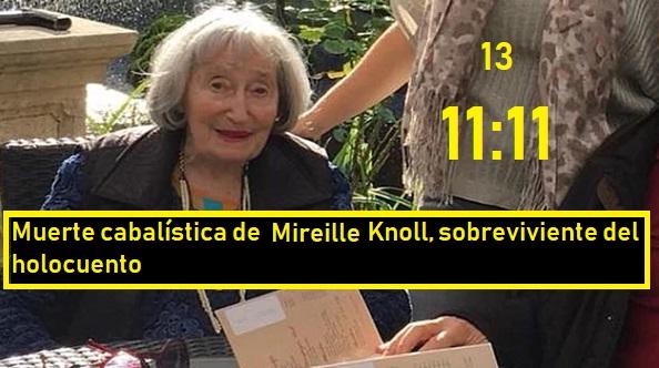 CÁBALA EN LA MUERTE DE MIREILLE KNOLL Escl10