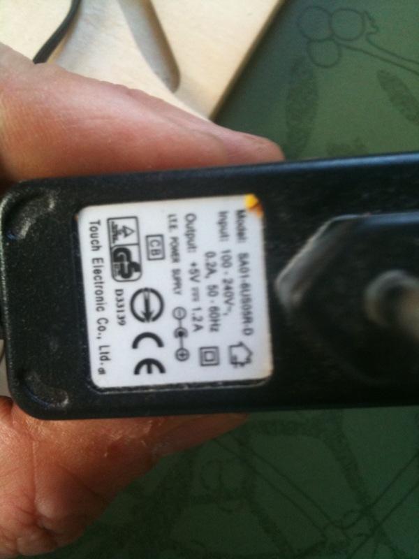 Chargeur Télécommande Photo210