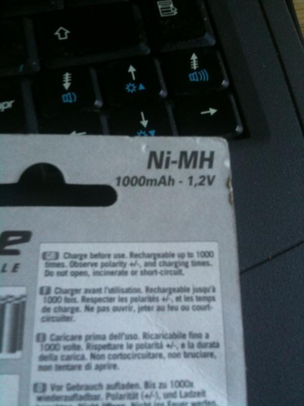 Chargeur Télécommande Photo410