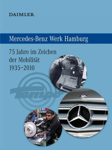 75 Jahre Daimler Gefunden  Merced10