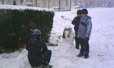 Bonhommes de neige ! Divers11