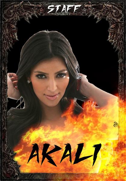 Akali (Controllable by anyone) Akali11