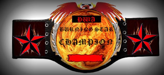 History of the Burning Star title. Burnin10