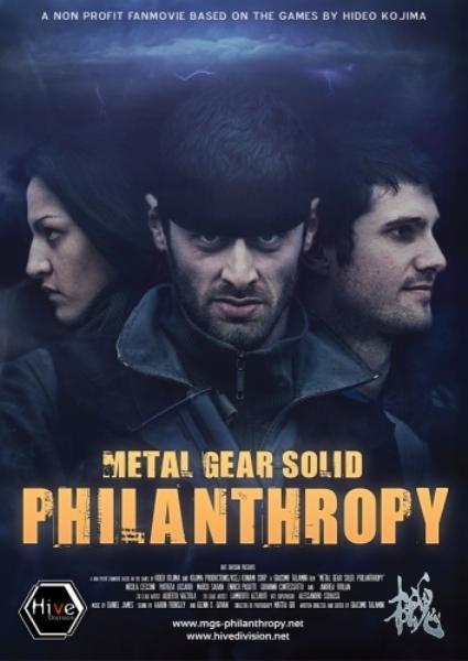 Metal Gear Solid: Philanthropy [2009] {Orjinal Dil} 158