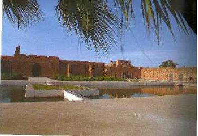 Le Palais El Badi Badii10