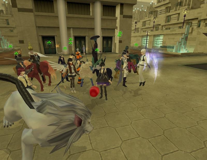 Elairep's Clan pics 20101113