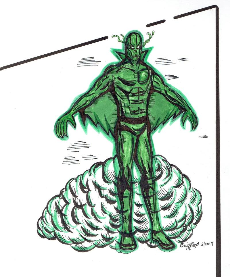 Green Ghoul Cci08111