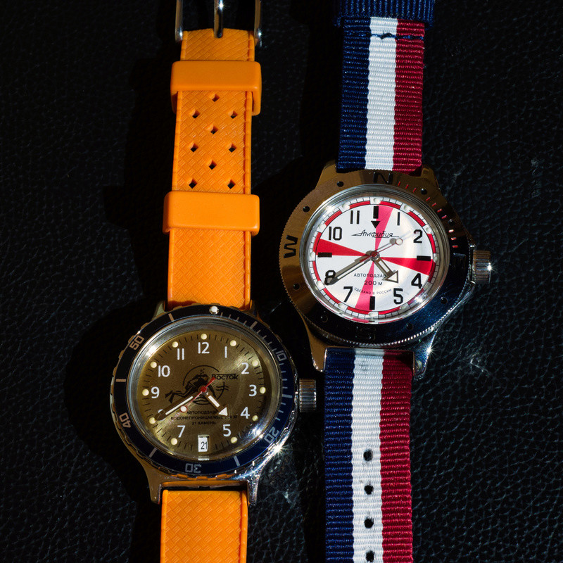 Vos montres russes customisées/modifiées - Page 6 Day10