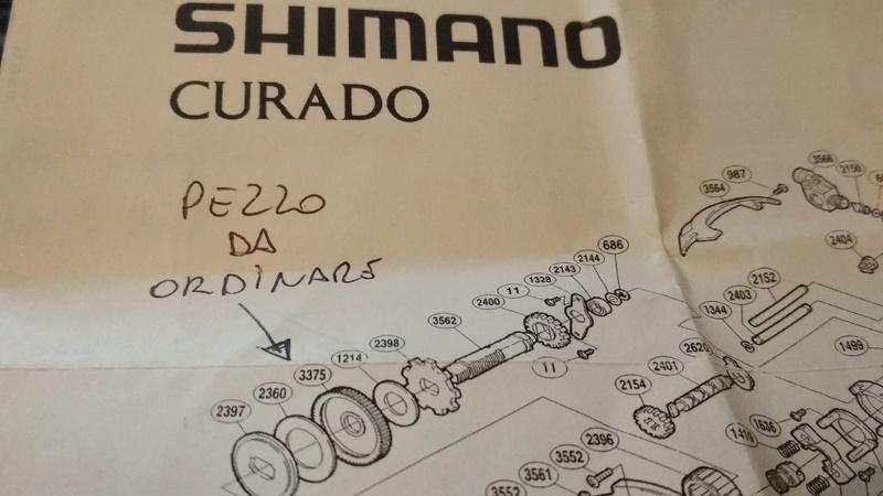 info pezzi ricambio shimano curado 101 Whatsa10