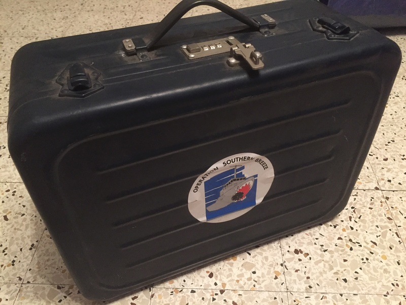 Valise marine nationale  9e280010