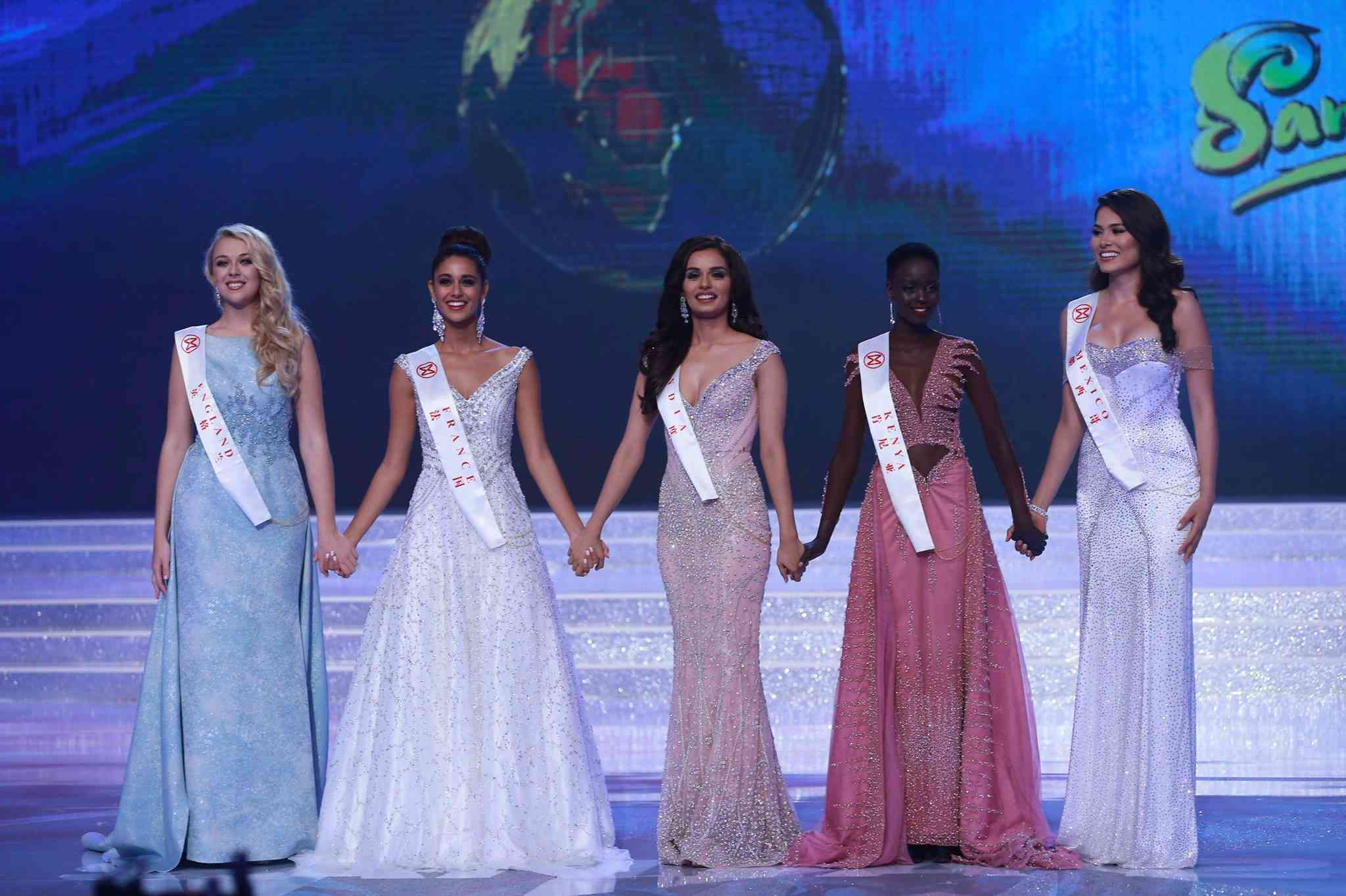 The Official Thread of Miss World 2017 ® Manushi Chhillar - India 23593713