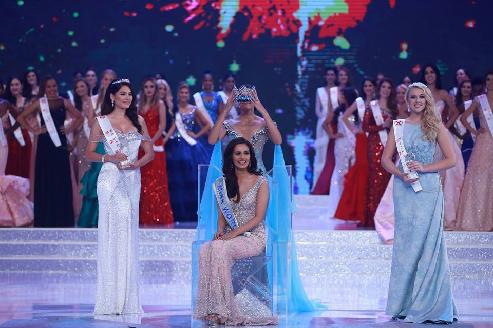 The Official Thread of Miss World 2017 ® Manushi Chhillar - India 23621410