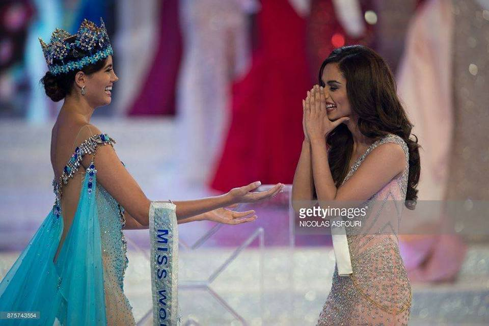 The Official Thread of Miss World 2017 ® Manushi Chhillar - India 23622510