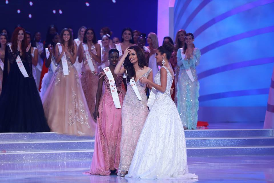 The Official Thread of Miss World 2017 ® Manushi Chhillar - India 23658510