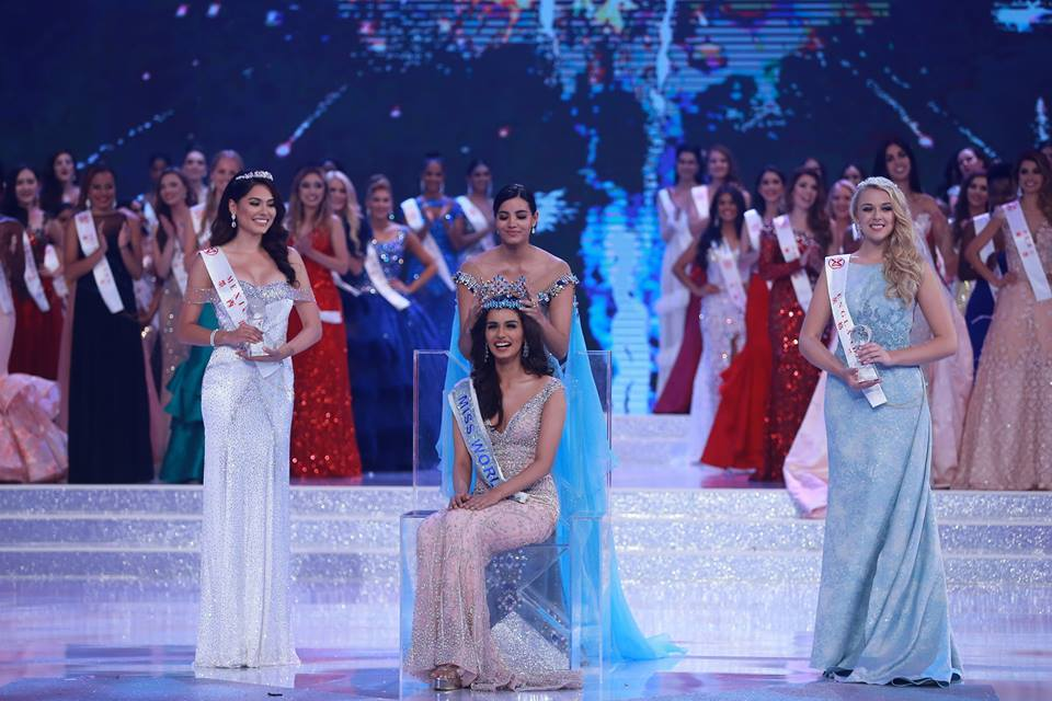 The Official Thread of Miss World 2017 ® Manushi Chhillar - India 23659510