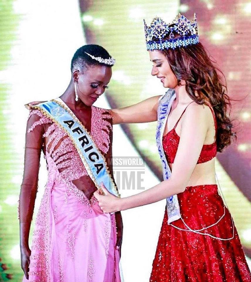 The Official Thread of Miss World 2017 ® Manushi Chhillar - India 23659511