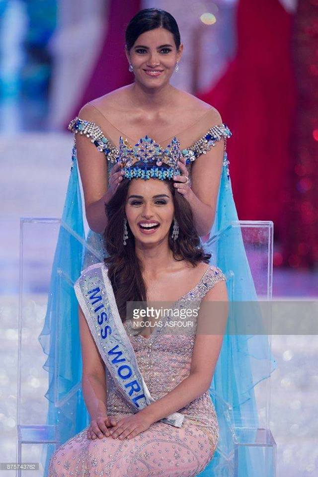 The Official Thread of Miss World 2017 ® Manushi Chhillar - India 23722310