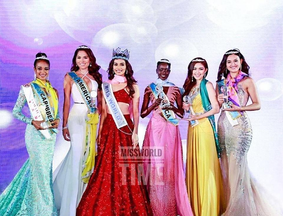 The Official Thread of Miss World 2017 ® Manushi Chhillar - India 23722311