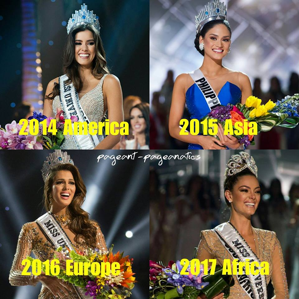 ♔ The Official Thread of MISS UNIVERSE® 2017 Demi-Leigh Nel-Peters of South Africa ♔ 23905310