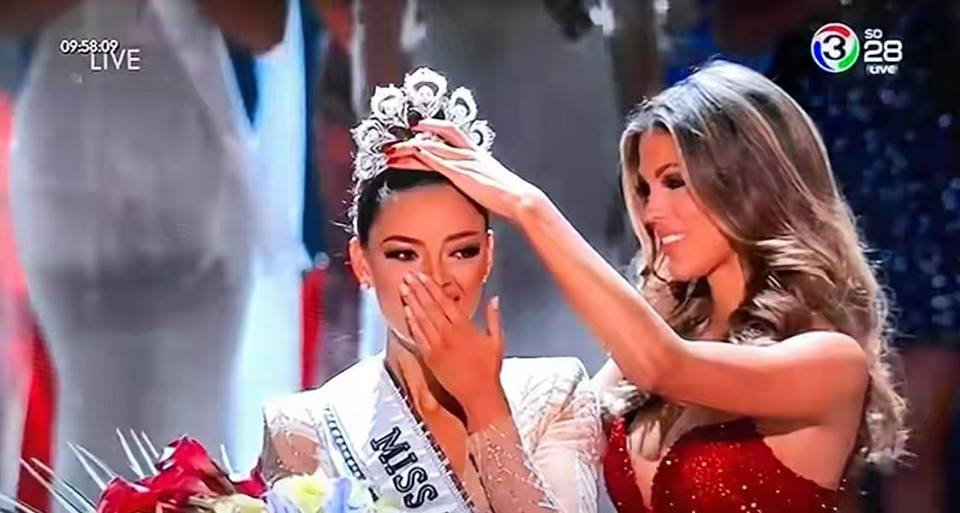♔ The Official Thread of MISS UNIVERSE® 2017 Demi-Leigh Nel-Peters of South Africa ♔ 24067810