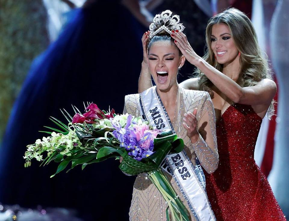 ♔ The Official Thread of MISS UNIVERSE® 2017 Demi-Leigh Nel-Peters of South Africa ♔ 24067910