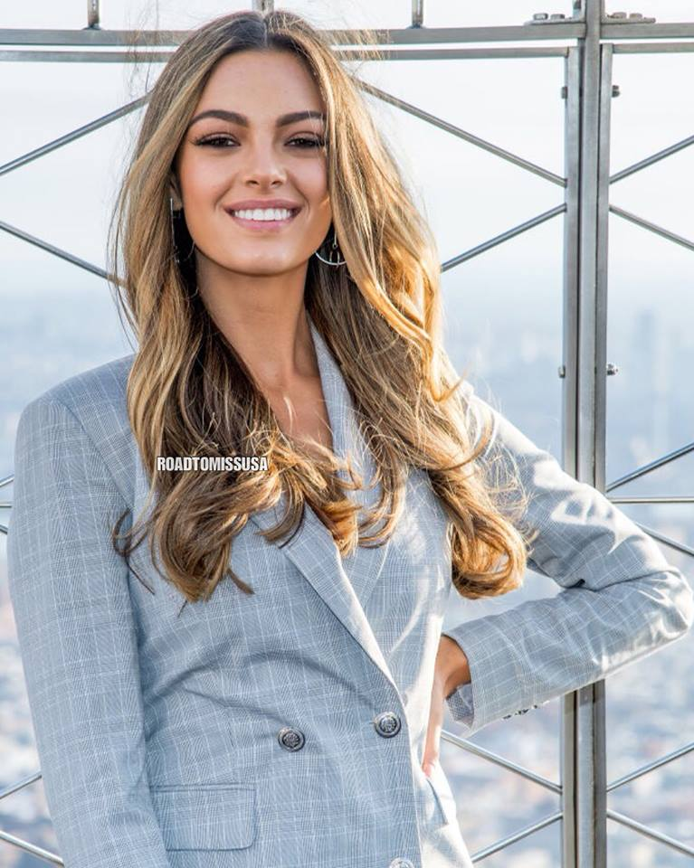 ♔ The Official Thread of MISS UNIVERSE® 2017 Demi-Leigh Nel-Peters of South Africa ♔ - Page 2 24131410