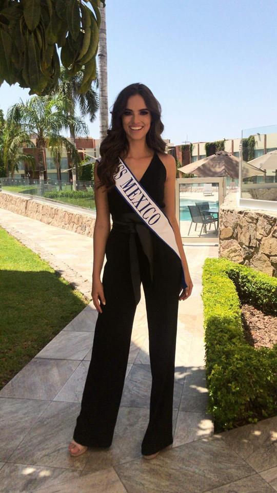 Vanessa Ponce De León (MEXICO 2018) 32087110