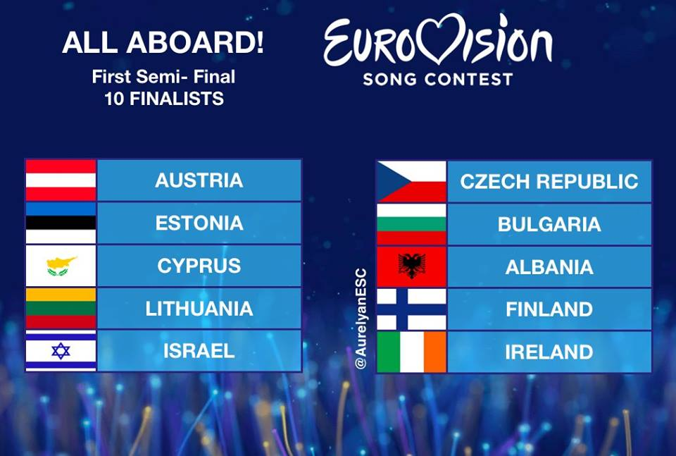 Eurovision Song Contest 2018 - ISRAEL WINS !!! - Page 8 32214910