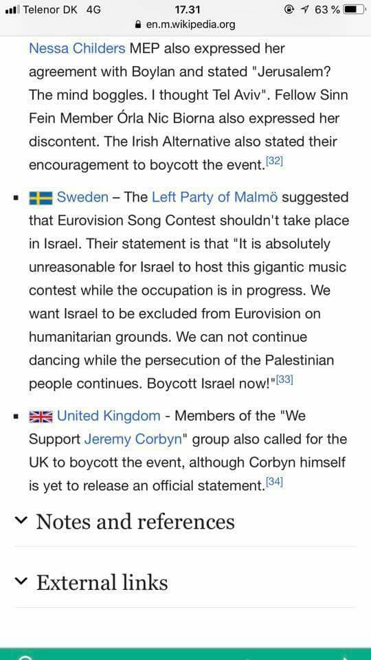 Eurovision Song Contest 2018 - ISRAEL WINS !!! - Page 9 32332311