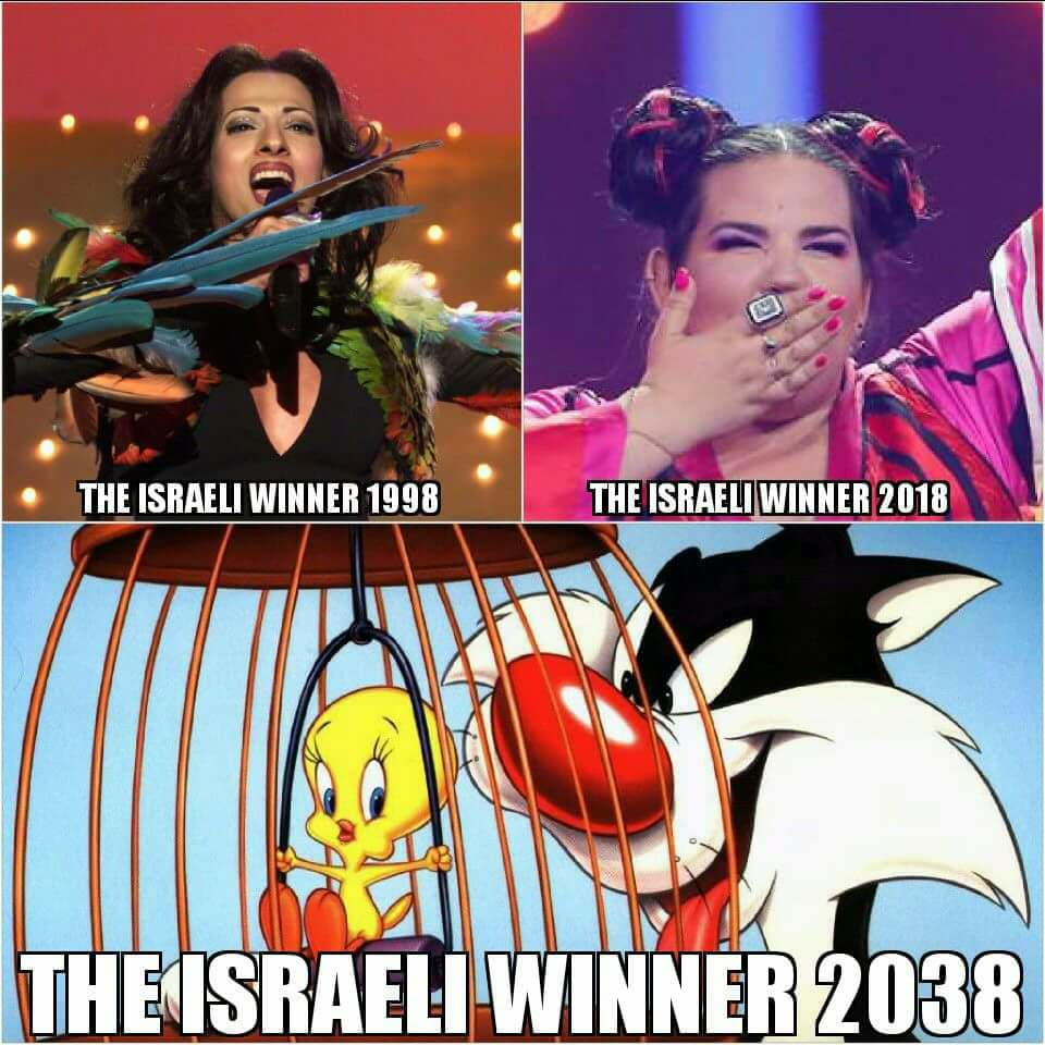 Eurovision Song Contest 2018 - ISRAEL WINS !!! - Page 9 32690310