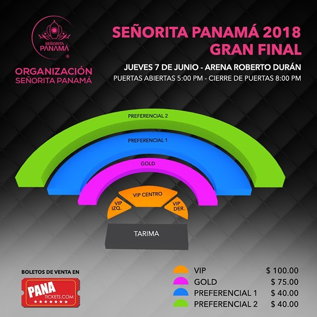 Señorita Panama 2018 - Results from page 3 - Page 2 32717610